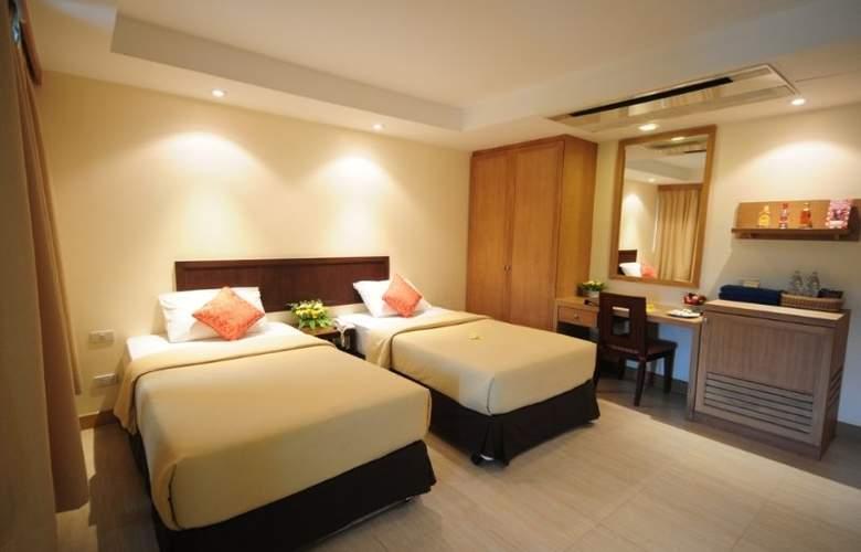 Tropicana Hotel Pattaya - Room - 2