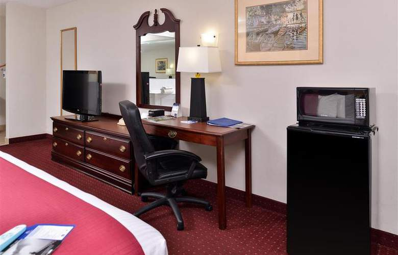 Best Western Naperville Inn - Room - 52