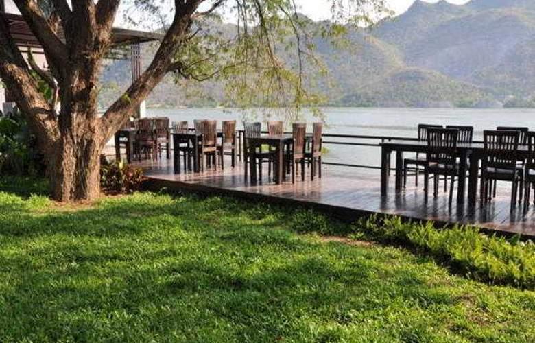 Monsane River Kwai Resort - Terrace - 6
