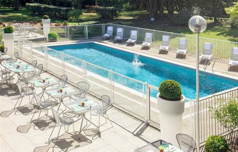 Novotel Poissy Orgeval - Hotel - 29