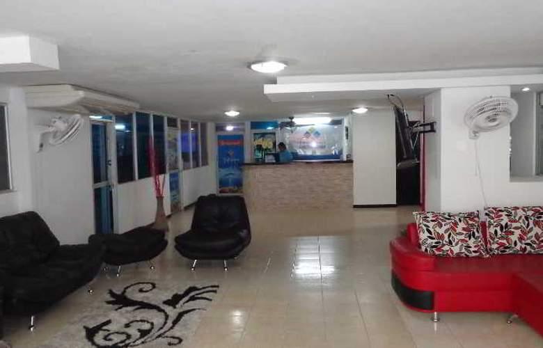Hotel Taybo Beach - Hotel - 5