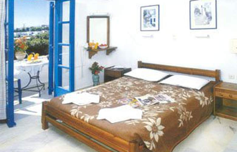 Naxos Sun Apartments - Room - 1