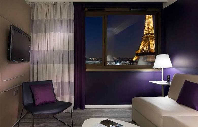 Mercure Paris Centre Tour Eiffel - Room - 51