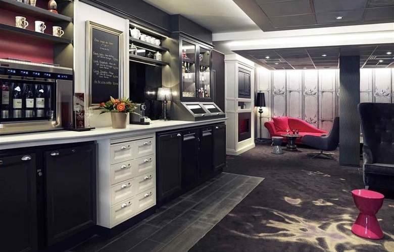 Mercure Toulouse Centre Wilson Capitole - Bar - 47