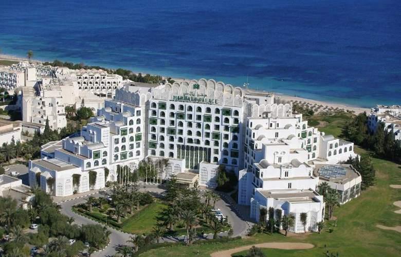 Marhaba Palace - Hotel - 10