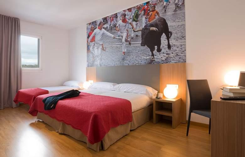 Hostal Pamplona - Room - 12