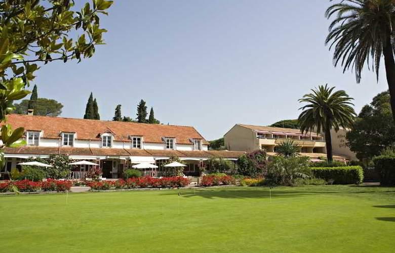 Best western Golf Hotel De Valescure - Hotel - 13