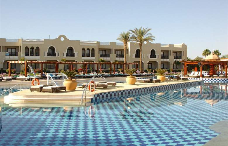SUNRISE Grand Select Arabian Beach Resort - Pool - 2