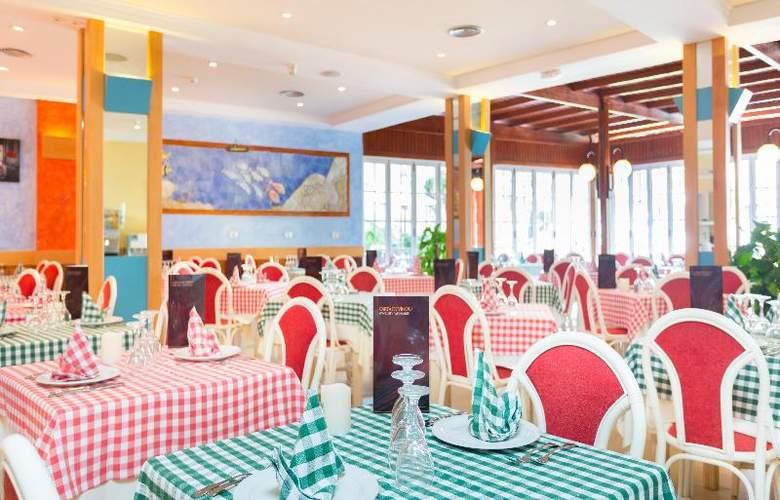 Apartamentos Globales Tamaimo Tropical - Restaurant - 29