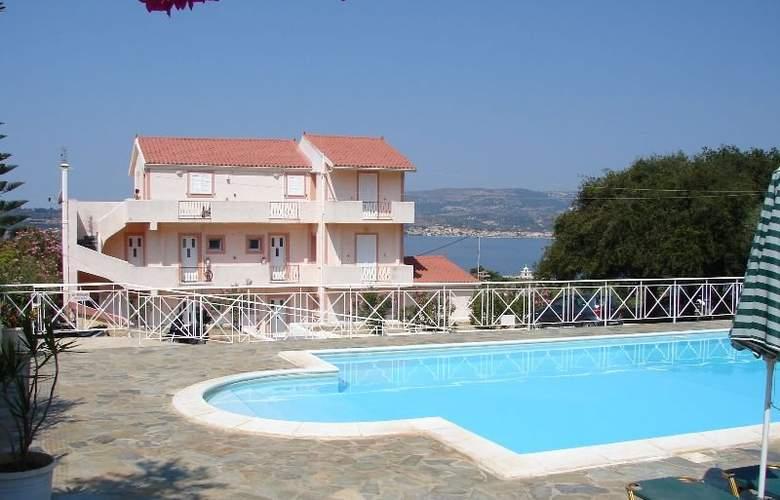 Panorama Fanari Studios & Apartments - Pool - 42