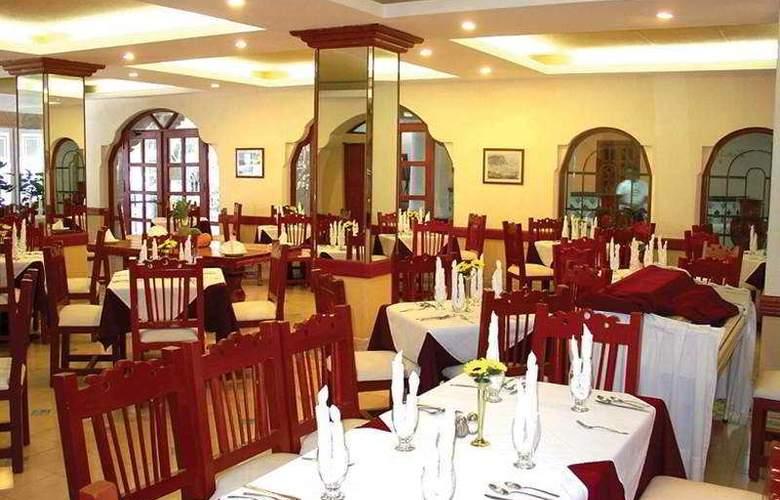 Montejo Palace - Restaurant - 2