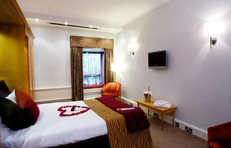 Best Western The Watermill - Room - 120