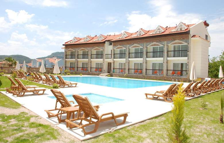 Club Orka Hotel & Villas - Pool - 6