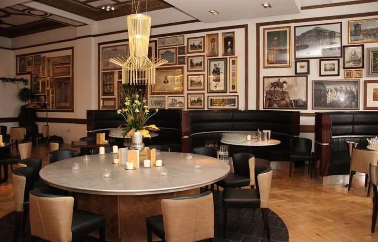 Indigo Edinburgh - Princes Street - Restaurant - 3