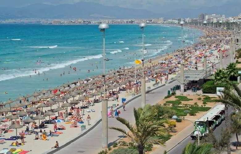 Hispania Hotel - Beach - 6