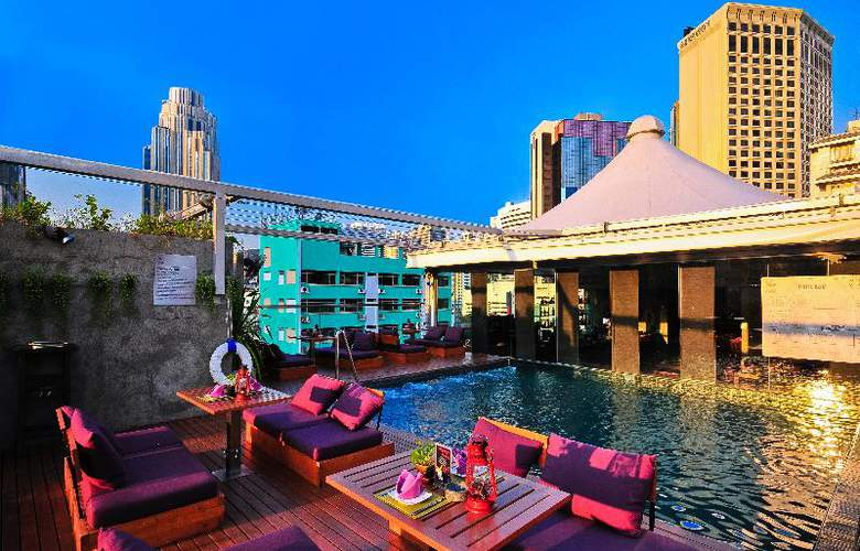 Galleria 10 Sukhumvit by Compass Hospitality - Pool - 3