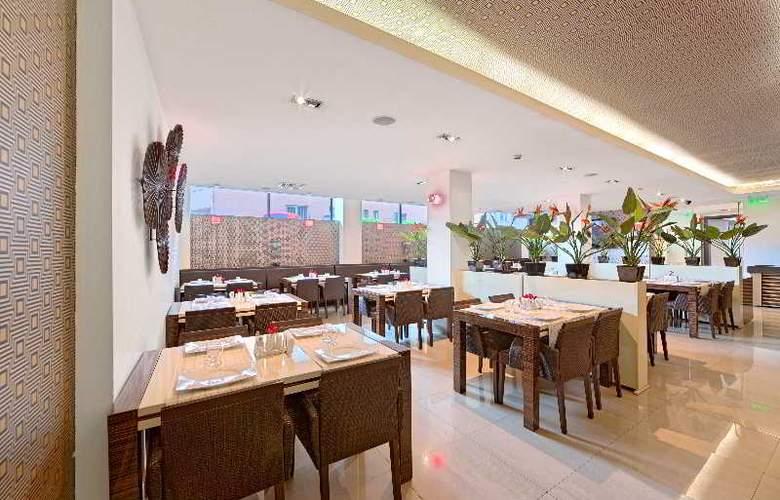 Cubix - Restaurant - 12