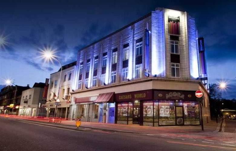 Best Western Plus Seraphine Hotel Hammersmith - Hotel - 34