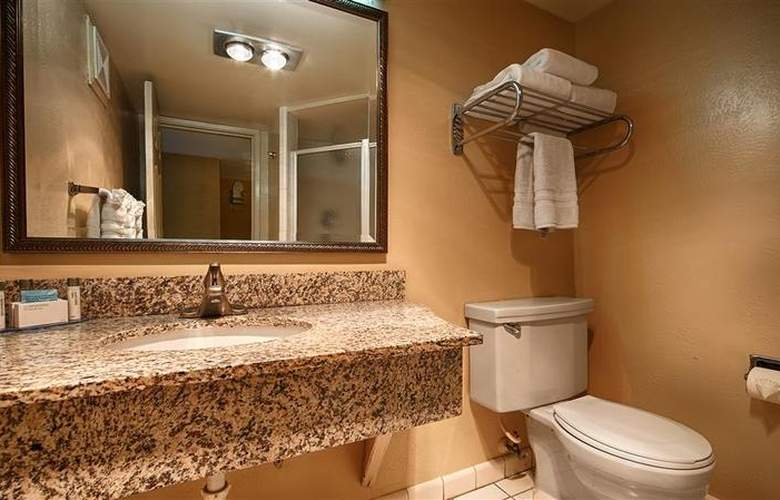 Best Western Townhouse Lodge - Room - 31
