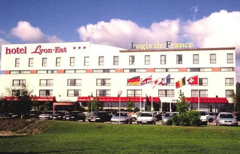 Lyon Est Logis de France - Hotel - 0