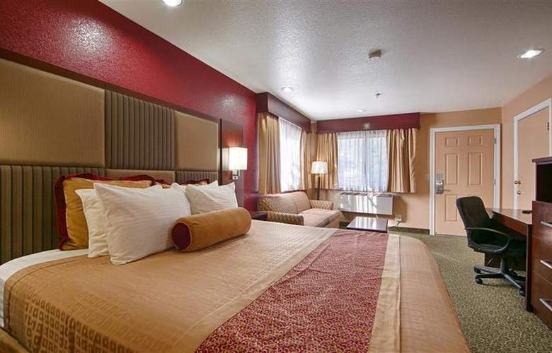 Best Western Plus Yosemite Way Station - Room - 23