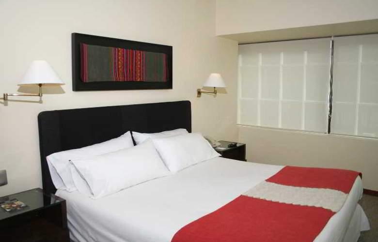 Almacruz Hotel y Centro de Convenciones - Room - 14