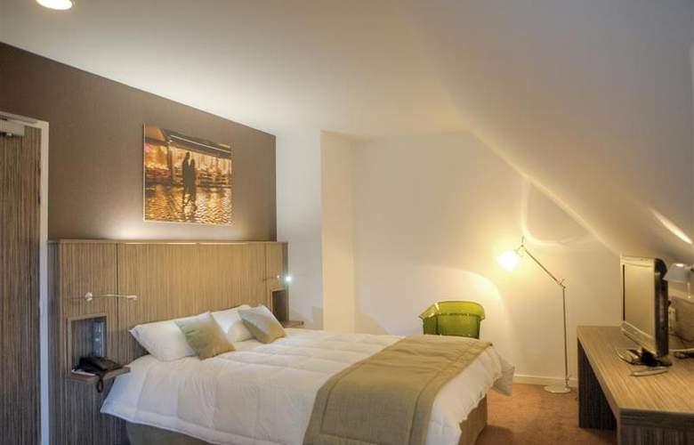 Mercure Saint-Malo Balmoral - Room - 11