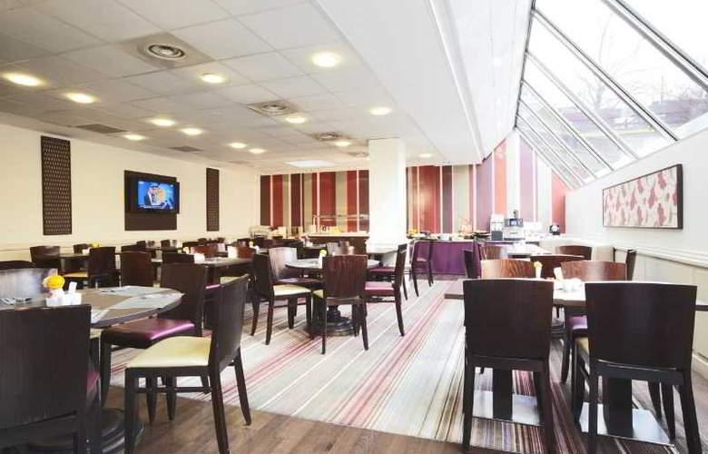 Paris Boulogne - Restaurant - 13