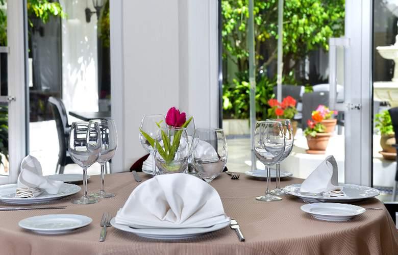 Alboran Algeciras - Restaurant - 12