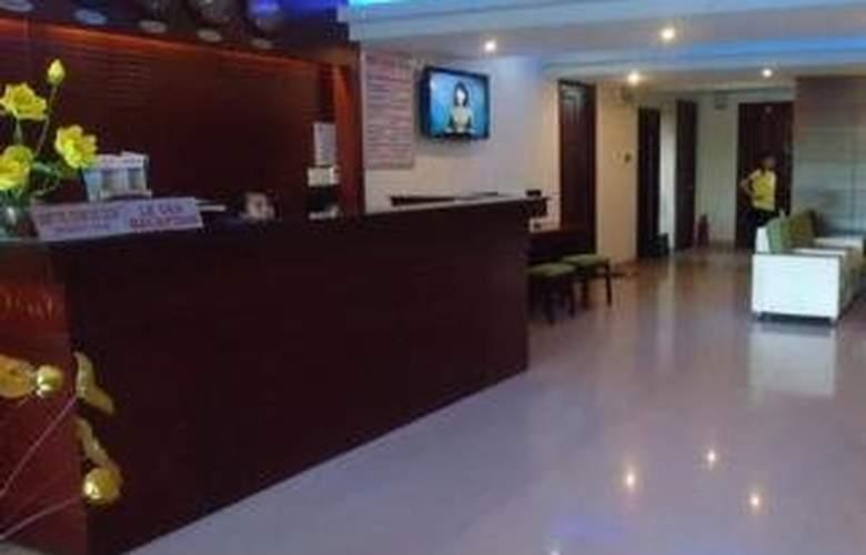 Golden Lotus Hotel Sen Vang - General - 1