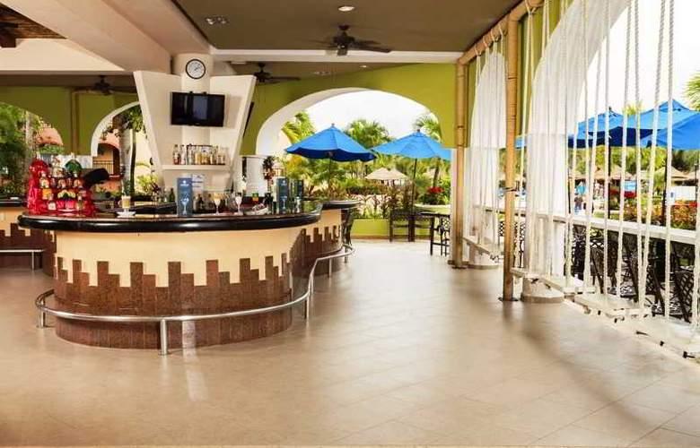 Sandos Playacar Beach Experience Resort - Bar - 4