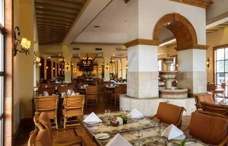 Fiesta Americana Merida - Restaurant - 9