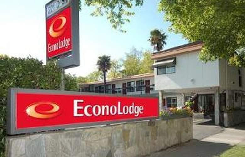 Econo Lodge Davis - Hotel - 0
