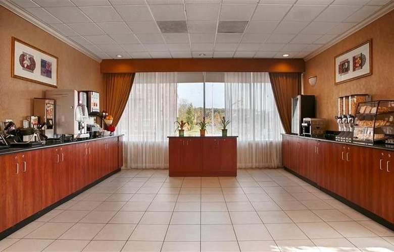 Best Western Pentagon Hotel - Reagan Airport - Restaurant - 57