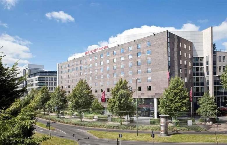 Mercure Duesseldorf Seestern - Hotel - 39