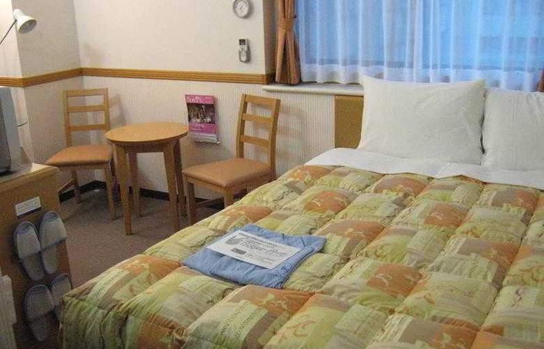 Toyoko Inn Tokyo Asakusa Kuramae Kaminarimon - Room - 1