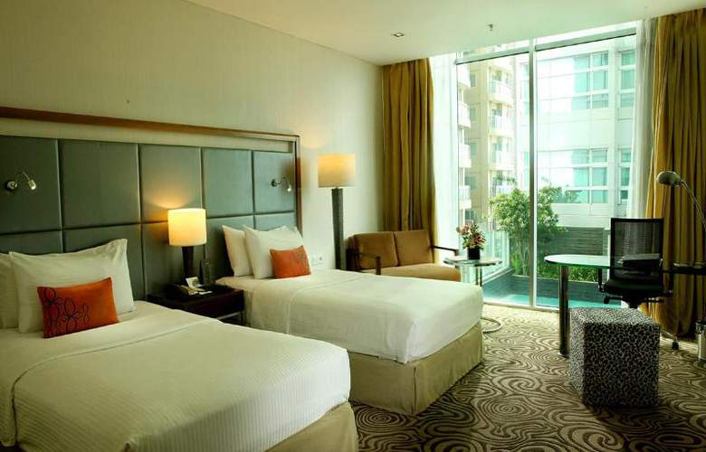 Grand Swiss-Belhotel Medan - Room - 12