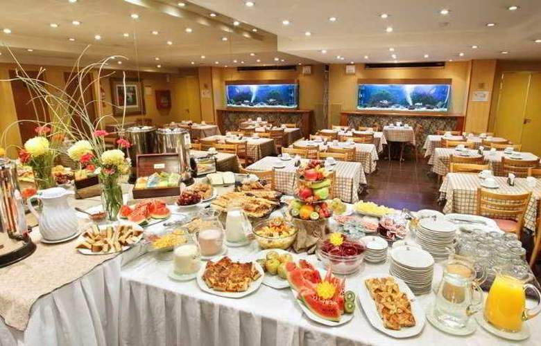 525 Hotel Impala - Restaurant - 6