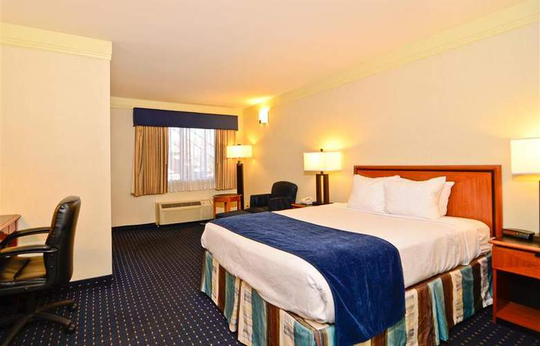 Best Western Mission Bay - Room - 77