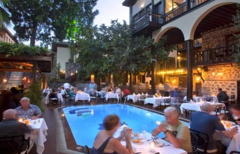 Alp Pasa Hotel - Pool - 45