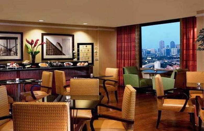 Renaissance Dallas Hotel - Restaurant - 8