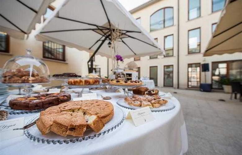 BEST WESTERN PREMIER Villa Fabiano Palace Hotel - Hotel - 61