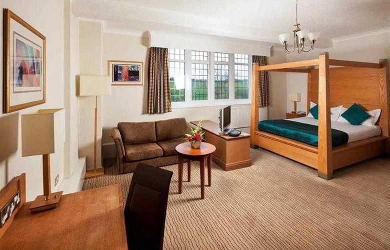 Mercure Leeds Parkway - Hotel - 19