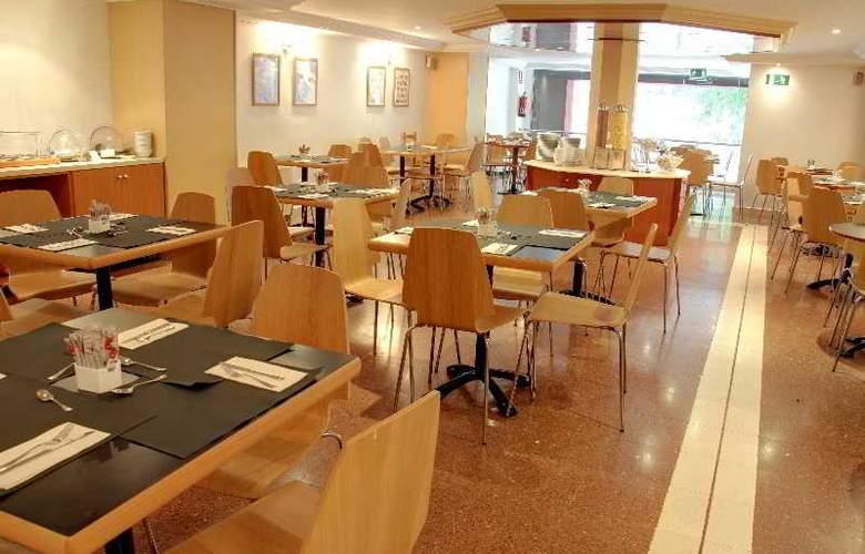 Aparthotel Atenea Calabria - Restaurant - 14