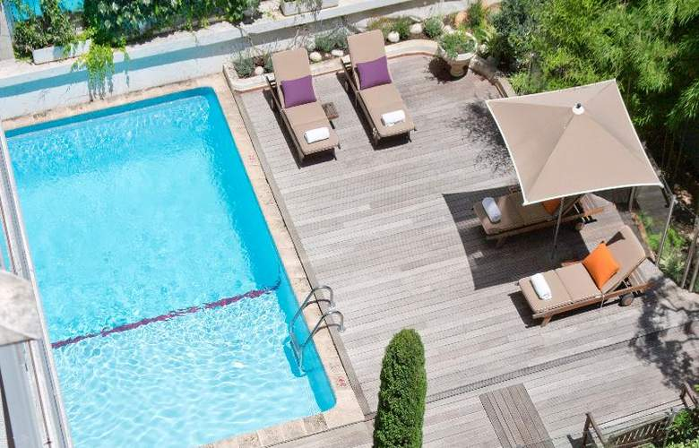 Hôtel Croisette Beach Cannes - MGallery by Sofitel - Pool - 2