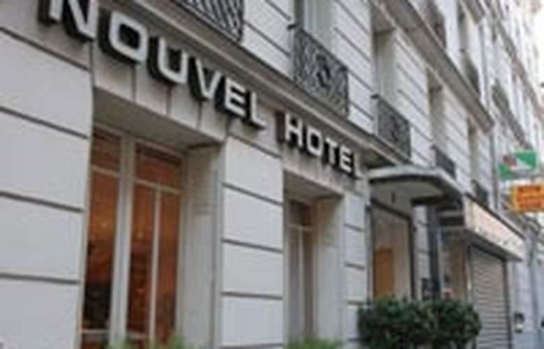 Nouvel Hotel Eiffel - Hotel - 0