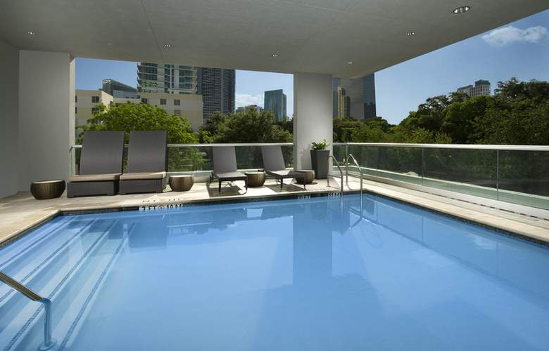 Homewood Suites by Hilton Miami Downtown/Brickell - Pool - 3