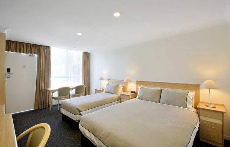 Best Western Melbourne's Princes Park Motor Inn - Hotel - 43