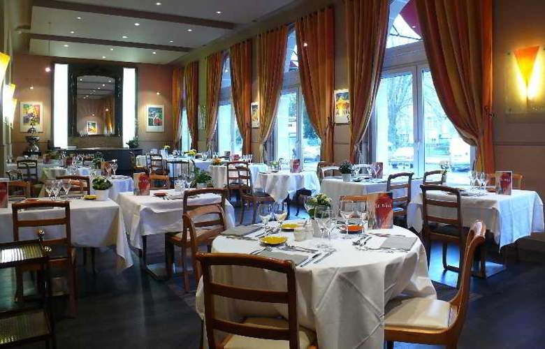 Inter-hotel Le Royal - Restaurant - 2