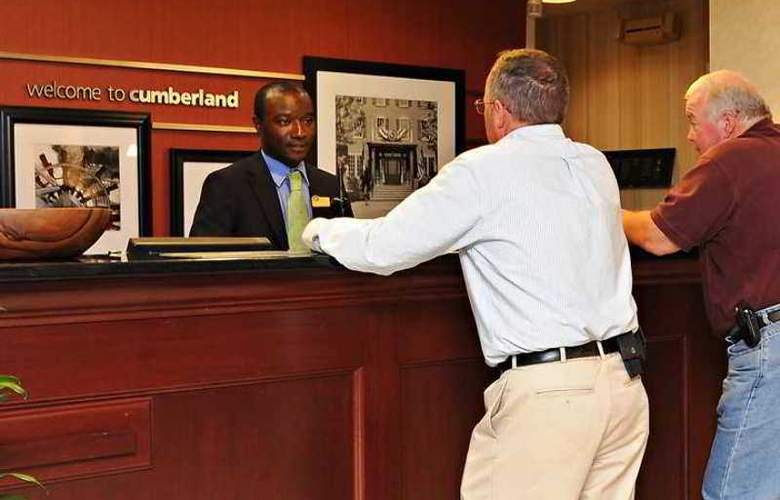 Hampton Inn Atlanta-Cumberland Mall- NW - Hotel - 2